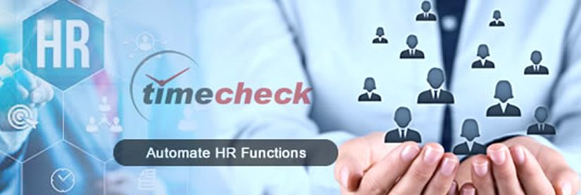 TimeCheck – A Significant Resource for HR Function