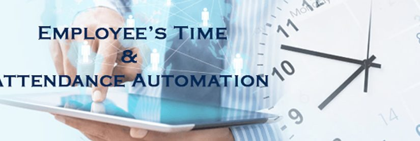 Time & Attendance Automation to Improve Employee Productivity