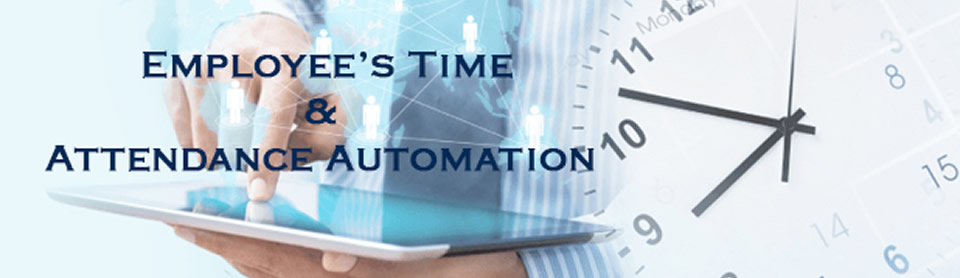 time and attendance automation