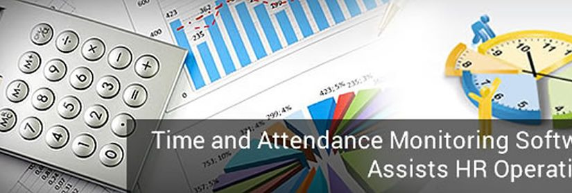 Time & Attendance Monitoring Software Assists HR Operations