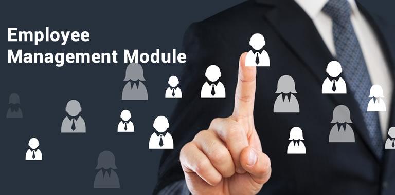 Employee Management Module