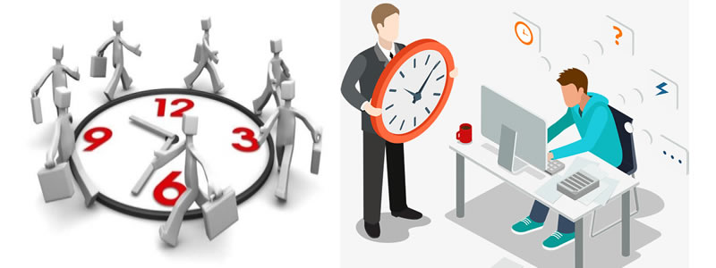 Overtime & Permission Management Solution for a Training Academy