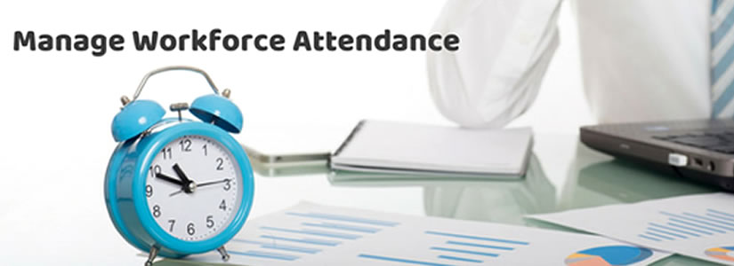 Manage Workforce Attendance with Fully Automated Time & Attendance Software
