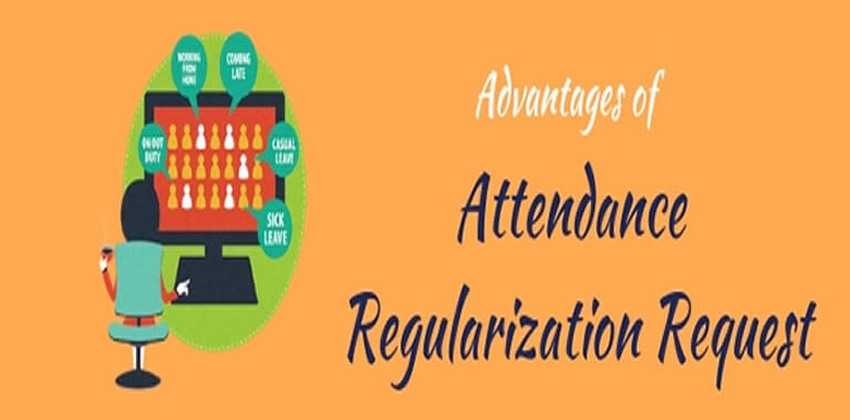 "Advantages of ""Attendance Regularization Request"" in TimeCheck Software"