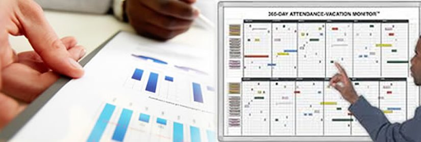 Automate Time & Attendance System for Information on Workforce Activities