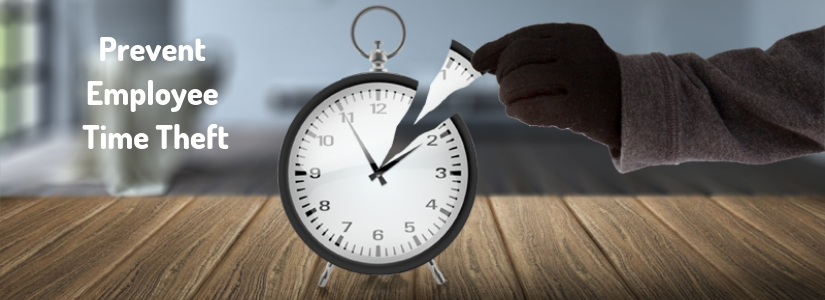 Prevent Time Theft and 'Buddy Punching' of Employees
