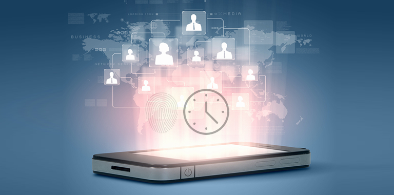 Benefits  of Mobile enabled Employee Time & attendance app feature in Timecheck