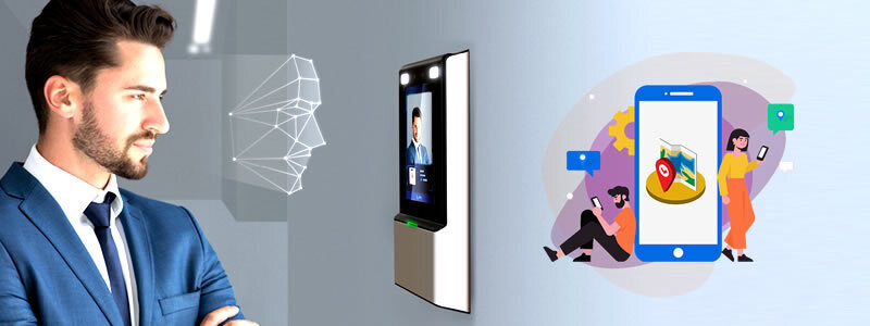 GEO attendance solution Implemented instead of Biometric or Face recognition device