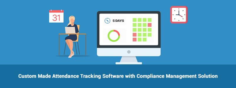 Custom Made Attendance Tracking Software